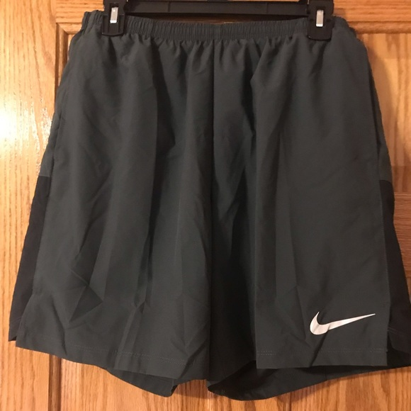 Brand new with tags men's dark grey Nike shorts